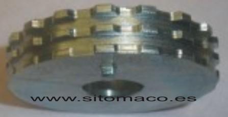 LEVA ALFA 1680 - ALFA 508, 518, Sitomaco
