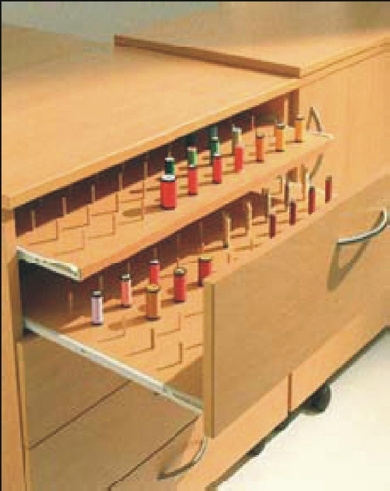 Mueble Adicional Maquina De Coser Sitomaco
