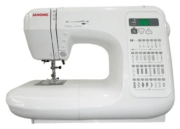 NEW HOME MOD RE3300 - BY JANOME