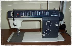 Maquinas Sigma Sitomaco