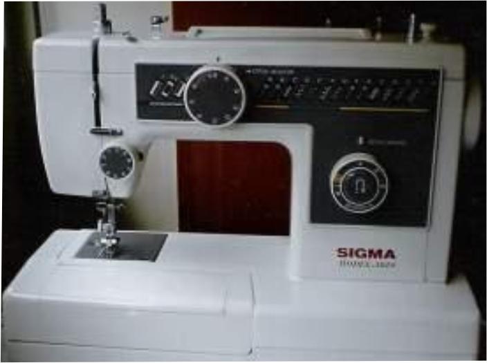 Maquina de coser buscar maquina de coser sigma modelo a - Maquinas de coser ladys ...